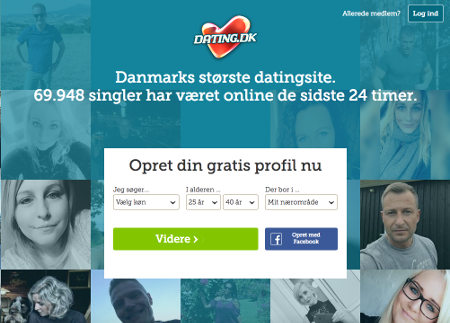 dating store damer