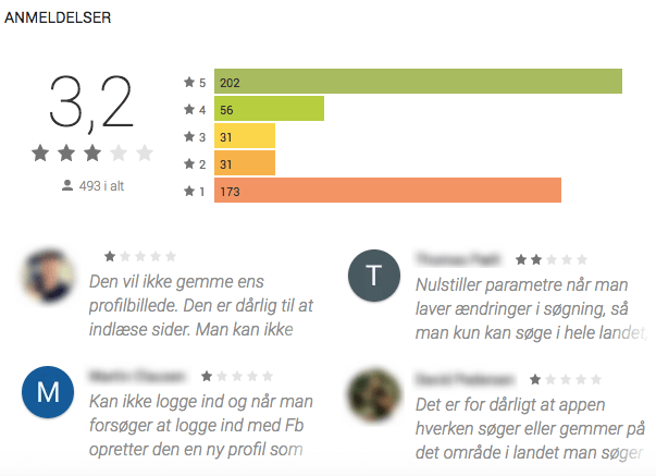 Pålidelige dating apps
