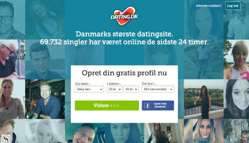 Dating Denmark